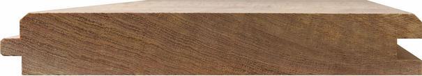 WRC Elewacja drewniana Cedr kanadyjski Profil faza 17 x 95/140 mm