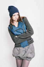 moxos Ramoneska jeansowa 477238