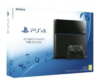 Sony PlayStation 4 1TB Czarny