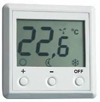 DigiTime Regulator Temperatury Pokojowej, Termostat Dobowy 1000i