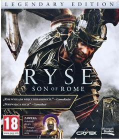Ryse Legendary Xbox One
