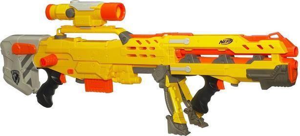 Hasbro N-Strike Longshot CS-6 61983