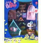 Hasbro Littlest Pet Shop - Zestaw panda i papuga 90387