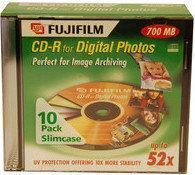 Fuji Płyta CD-R PRO AUDIO 80min