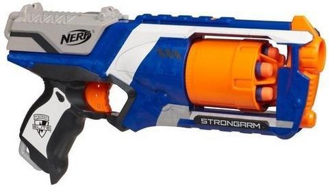 Hasbro NERF Elite N-Strike Strongarm