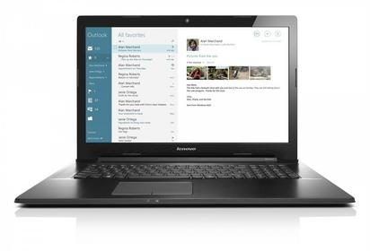 "Lenovo Essential G70-80 17,3"", Core i3 2,2GHz, 4GB RAM, 500GB HDD (80FF00EAPB)"