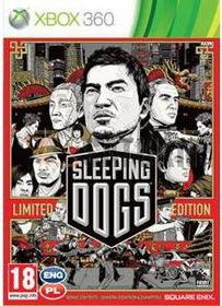Sleeping Dogs Limited Edition Xbox 360