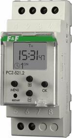F&F Pabianice Zegar sterujcy programowalny PCZ-521