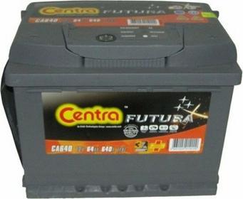 Centra Futura 64Ah 640A CA640 P+