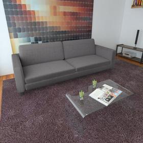 Kanapa sofa 3 osobowa ciemnoszara