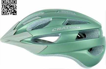 Cratoni Kask Velon zielony