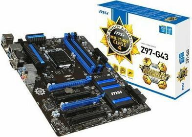 MSI Z97-G43