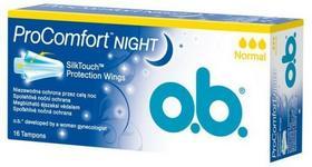 O.B. TAMPONY HIGIENICZNE ProComfort Night Norm