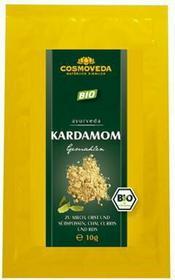 Cosmoveda Organiczny kardamon zielony - mielony 10g
