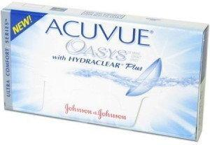 Johnson&Johnson Acuvue Oasys z Hydraclear Plus 6 szt.