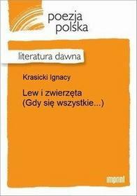 Ignacy Krasicki lew pokorny opracowanie
