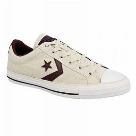 Converse Star Player Ox 147467C beżowy