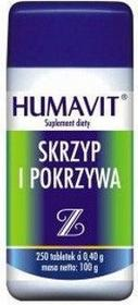 Humavit Humavit Z Skrzyp i Pokrzywa 250 szt.