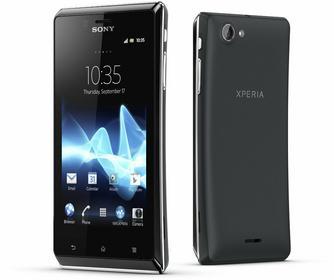 Sony Xperia J Czarny