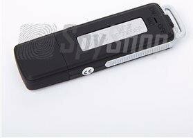Spy Shop Dyktafon cyfrowy MVR-100 ukryty w pendrive 4GB