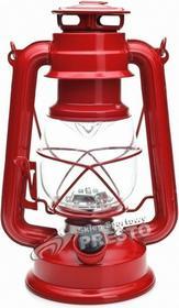 Mactronic lampa turystyczna campingowa Retro 15 LED - czerwony 106732