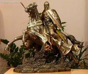 Veronese Duży rycerz na koniu