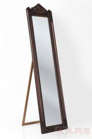 Kare Design Barock Copper Lustro Stojące Drewno Miedź 180 cm x 44 cm - 79743