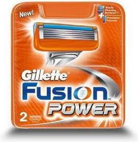 Gillette FUSION Power wkłady