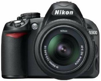 Nikon D3100 + 18-55 VR + 55-300 VR kit