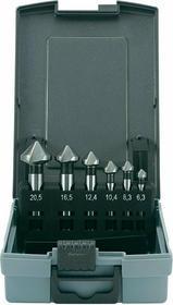 Toolcraft zestaw stożkowych O 6.3 - 20.5mm