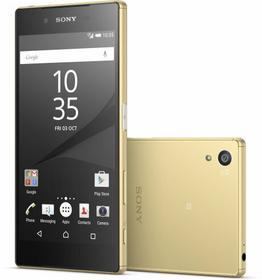 Sony Xperia Z5 Dual Sim Złoty