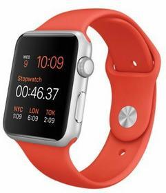 Apple Watch 42 mm Aluminium / Pomarańczowy
