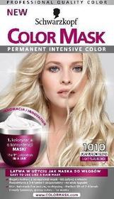 Schwarzkopf Permanent Intensive Color Mask 1010 Jasny perłowy blond