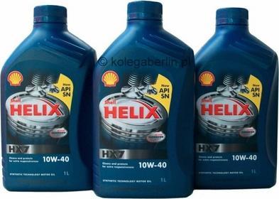 Shell Helix HX7 (Plus) 10W-40 1L