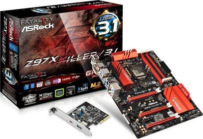 ASRock Fatal1ty Z97X Killer/3.1