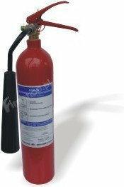 Urządzenie gaśnicze UGS- 2x B do elektroniki 040510