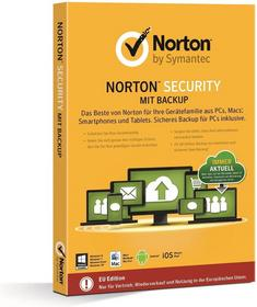Symantec Norton Security 2.0 PL (5 stan. / 1 rok) - Nowa licencja
