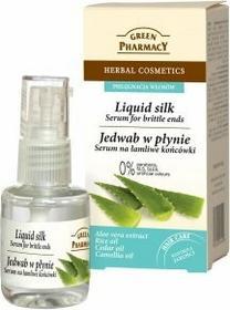 Green Pharmacy Jedwab w płynie Serum na łamliwe końcówki Aloe Vera 30ml