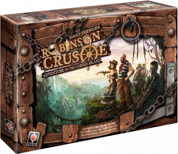 Portal Robinson Crusoe: Adventure on the Cursed Island 24428