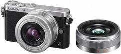 Panasonic DMC-GM1W + 12-32 + 20 mm kit 3D