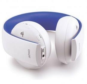 Sony Stereo Headset 2.0 Wireless Biało-niebieski