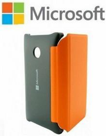 Microsoft ETUI CP-634 - FLIP COVER - FUTERAŁ Z KLAPKĄ I TYLNĄ OBUDOWĄ - DO LUMIA