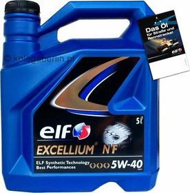 ELF Excellium NF 5W-40 5L