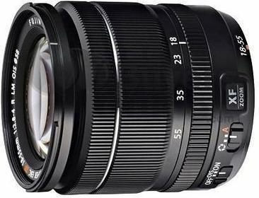 Fuji XF 18-55mm f/2.8-4.0