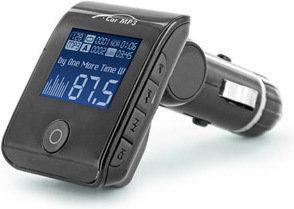 4World Transmiter FM STYLE1 - USB/SD/MMC/Audio | 1.4 | 12/24V 07542