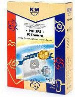 Philips K & M Worki K&M P15 MICRO FC 8334 4szt