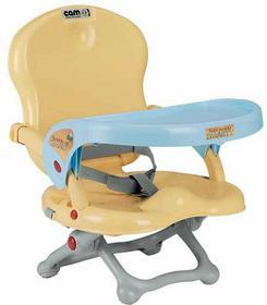 CAM Smarty - fotelik do karmienia mocowany na krzesło