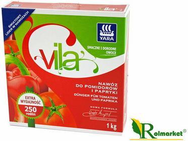 Yara Vila nawóz do pomidorów i papryki 1kg