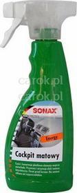 Sonax preparat do czyszczenia kokpitu efekt matowy 500ml357241