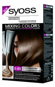 Syoss Mixing Colors 5-85 Orzechowe Cappucino